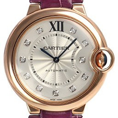 Cartier Ballon Bleu  - WE902028