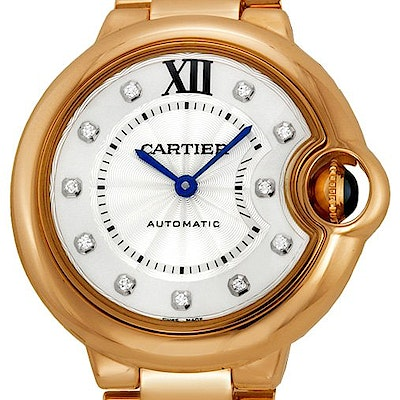 Cartier Ballon Bleu  - WE902039