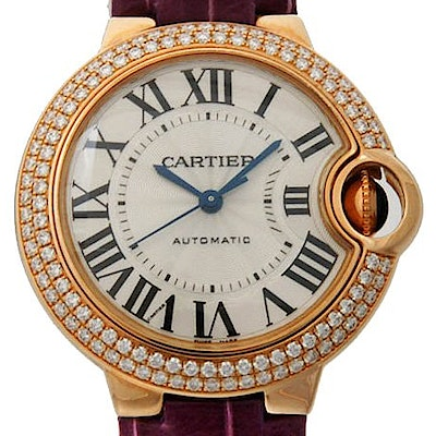 Cartier Ballon Bleu  - WE902036