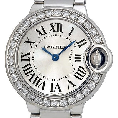 Cartier Ballon Bleu  - WE9003Z3
