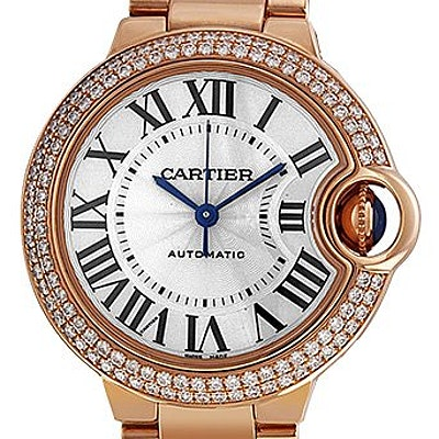 Cartier Ballon Bleu  - WE902034