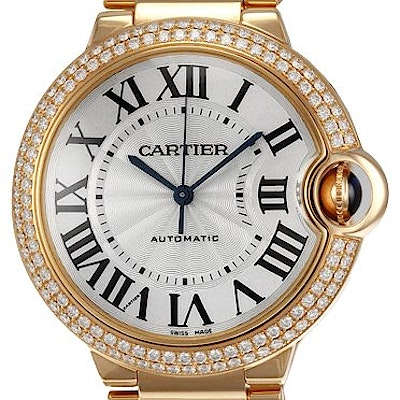 Cartier Ballon Bleu  - WE9005Z3