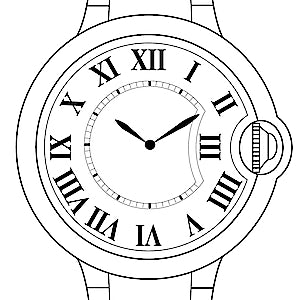 Cartier Ballon Bleu WE902048