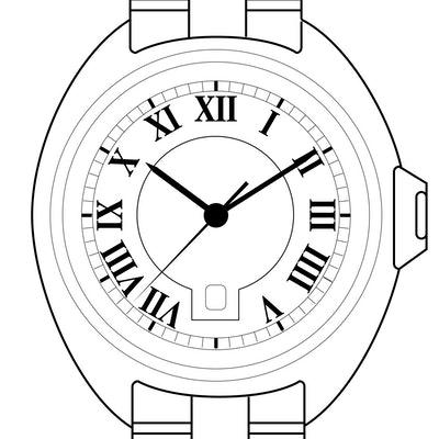 Cartier Clé  - WJCL0017