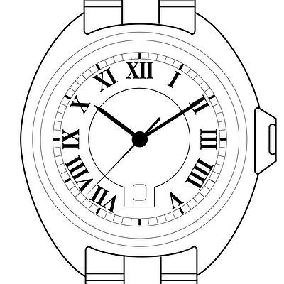 Cartier Clé  - WJCL0019
