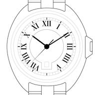 Cartier Clé - HPI00982