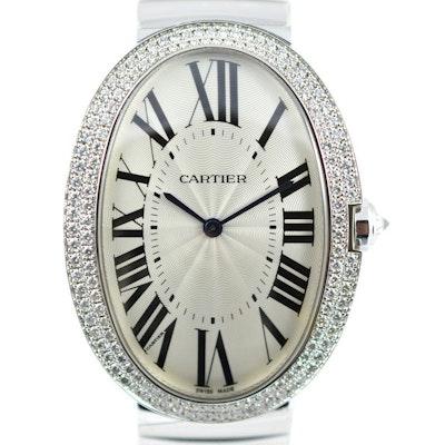 Cartier Baignoire LM - WB520010
