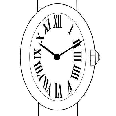 Cartier Baignoire Mini - HPI00327