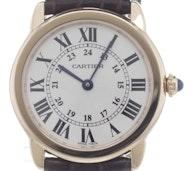 Cartier Ronde Solo - W6701007