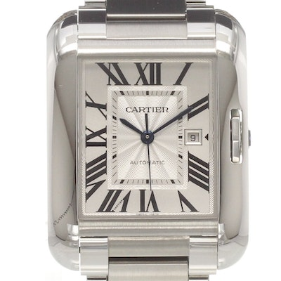 Cartier Tank Anglaise - W5310009