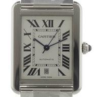 Cartier Tank Solo - W5200028