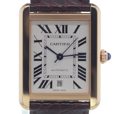 Cartier Tank Solo - W5200026