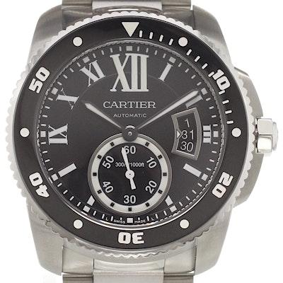 Cartier Calibre Diver - W7100057