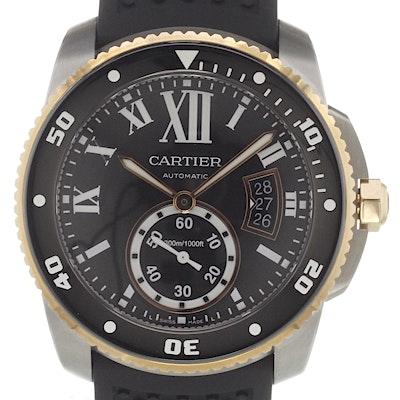 Cartier Calibre Diver - W7100055