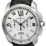 Cartier Calibre De Cartier Chronograph - W7100046