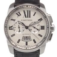 Cartier Calibre De Cartier Chronograph - W7100046