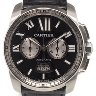 Cartier Calibre De Cartier Chronograph - W7100060