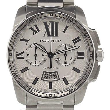 Cartier Calibre Chronograph - W7100045