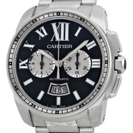 Cartier Calibre De Cartier Chronograph - W7100061