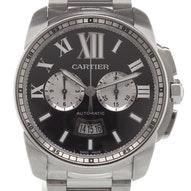 Cartier Calibre De Cartier Chronograph - W7100061
