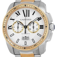 Cartier Calibre De Cartier Chronograph - W7100042