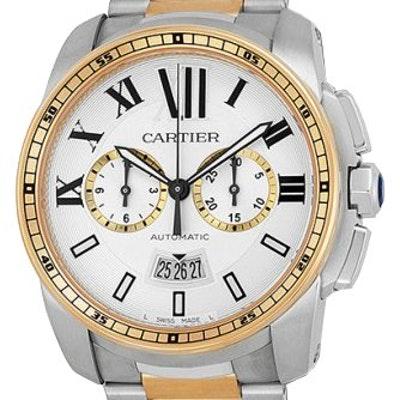 Cartier Calibre Chronograph - W7100042