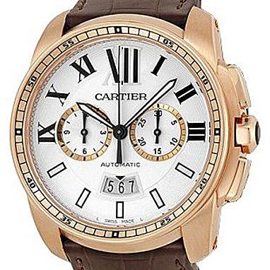 Cartier Calibre Chronograph - W7100044