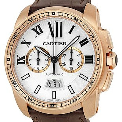 Cartier Calibre Chronograph - W7100044
