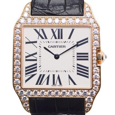 Cartier Santos Dumont - WH100751