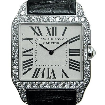 Cartier Santos Dumont - WH100651