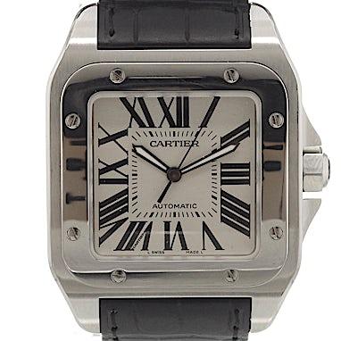 Cartier Santos 100 - W20073X8