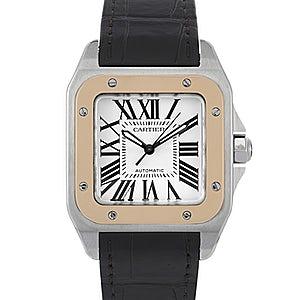 Cartier Santos W20107X7