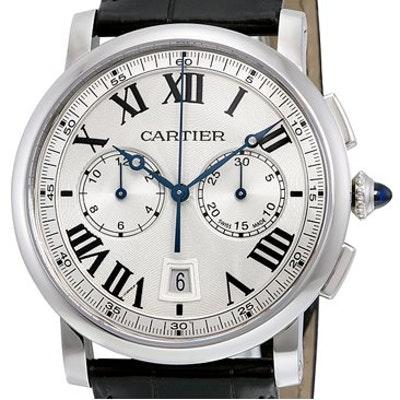 Cartier Rotonde Chronograph - WSRO0002
