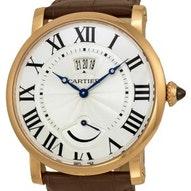 Cartier Rotonde Datumsfenster Gangreserveanzeige - W1556252