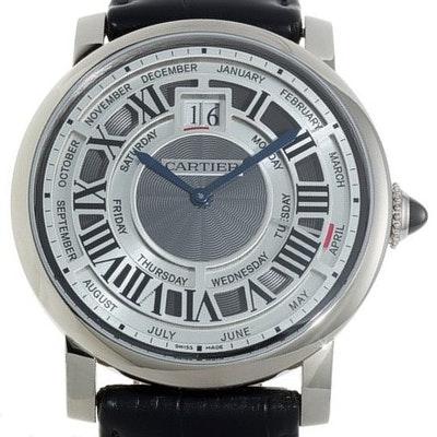 Cartier Rotonde Jahreskalender - W1580002