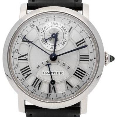 Cartier Rotonde Ewiger Kalender - W1556218