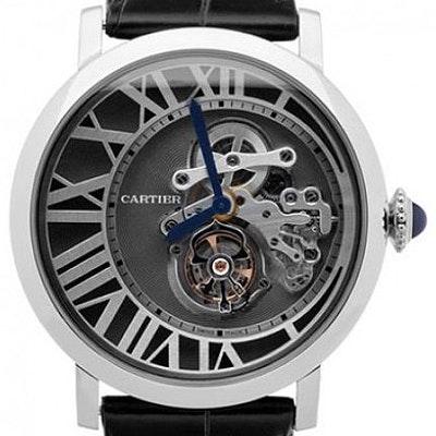 Cartier Rotonde Fliegendes Tourbillon Cadran Lové - W1556214