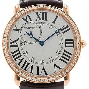 Cartier Ronde WR007001