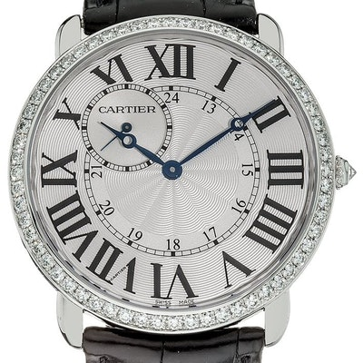 Cartier Ronde Louis - WR007002