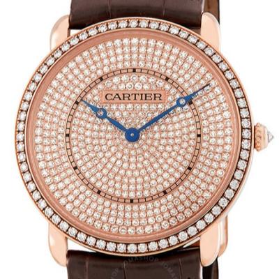 Cartier Ronde  - WR007008