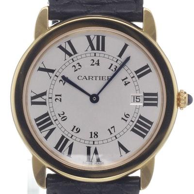 Cartier Ronde Solo - W6700455