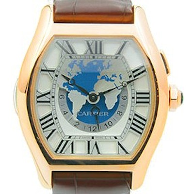 Cartier Tortue XXL Multiple Time Zones - W1580049
