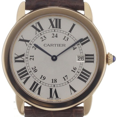 Cartier Ronde Solo - W6701008