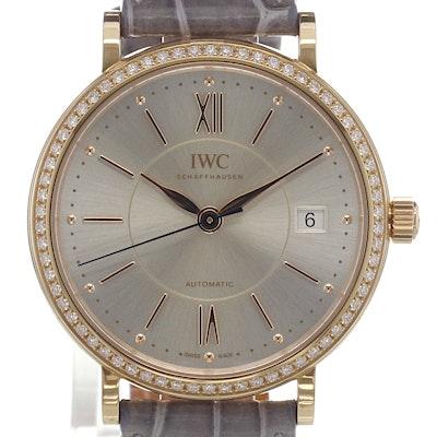 IWC Portofino Automatic 37 - IW458107