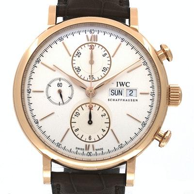 IWC Portofino Chronograph - IW391020