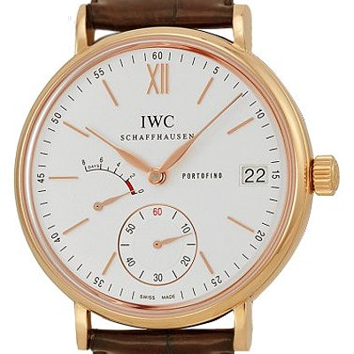 IWC Portofino Hand-Wound Eight Days - IW510107