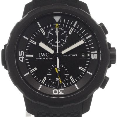 """IWC Aquatimer Chronograph Edition """"Galapagos Islands - IW379502"""