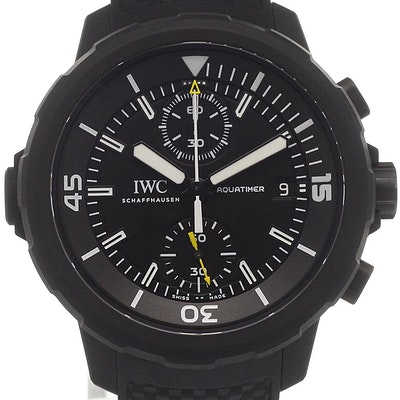 "IWC Aquatimer Chronograph Edition ""Galapagos Islands - IW379502"