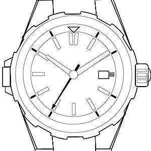 IWC Aquatimer IW355701