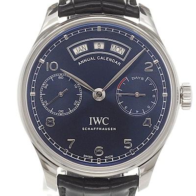 IWC Portugieser Annual Calendar - IW503502